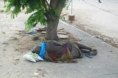 A Cotonou, l'accès universel aux soins psychiatriques est loin d'être une réalité. (Crédits: Polycarpe TOVIHO)