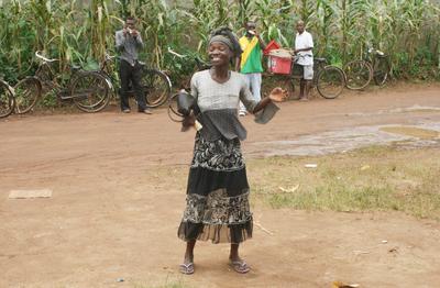 La manifestation de la folie dans la rue n'est qu'un aspect de l'ampleur de la maladie mentale au Bénin. (Crédits: Polycarpe TOVIHO)
