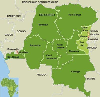 Distribution des vivres à plus de 53000 personnes touchées par la violence au Nord-Kivu