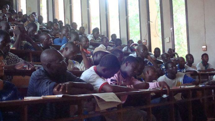 Aperçu du public lors de la conférence sur la Cour Pénale Internationale (CPI), crédit photo: personnel