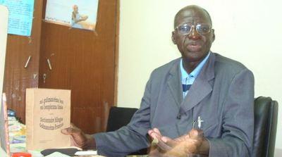 Dr Ouoba Bendi Bénoit, rédacteur principal du redoutable dictionnaire bilingue (photo DR)