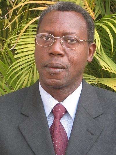 Laurent Sédego, ministre de l'Agriculture (c) SAMA