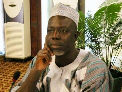 François Traoré, président de l'Association des Producteurs de Coton Africains (APROCA) (photos SAMA)