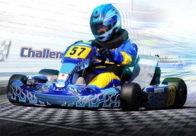 Cliquer sur la photo pour le site de l'Association Sportive de Karting de Menton