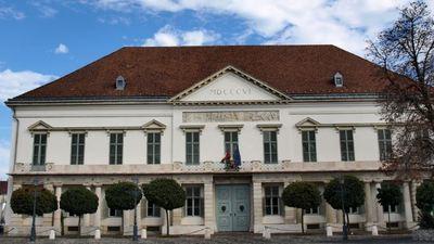Palais Sándor, photo de 2005