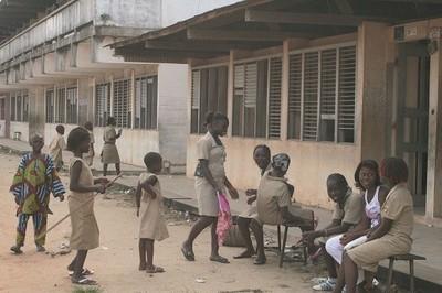 Les grèves perlées dans le secteur de l'éducation ont exposé les élèves à une longue récréation (crédits Polycarpe TOVIHO)