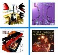 Quatre nouveaux albums de Marco Esu et Idyllium Music Publishing.