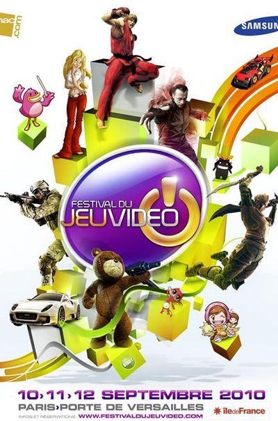 L'édition 2010 du Festival du Jeu Vidéo