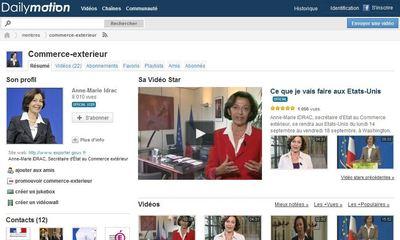 Vidéos du commerce extérieur français