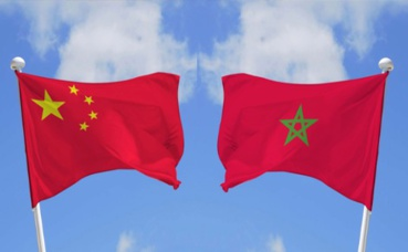 Mémorandum Maroc et Chine. Illustration du domaine public.