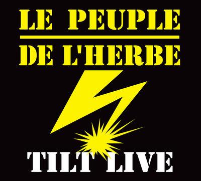Le peuple de l'Herbe en album Live