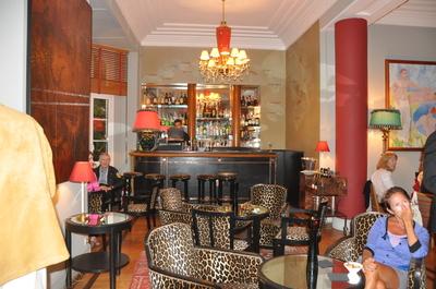 HOTEL BELLES RIVES - MEDAILLE D'ARGENT DU TOURISME A JUAN LES PINS