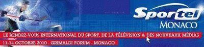 SPORTEL et les Podiums d'Or Georges Bertellotti 2010