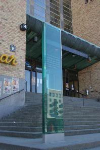 Le mémorial Anna Lindh. Photo (c) Tage Olsin