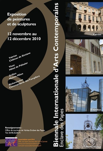 Biennale Internationale d'Arts Contemporains