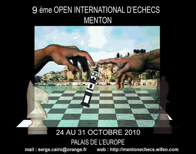 Open international d'échecs - 9ème edition