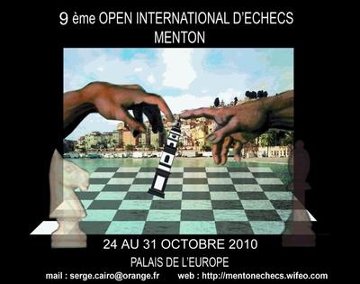 Open international d'échecs - 9ème edition