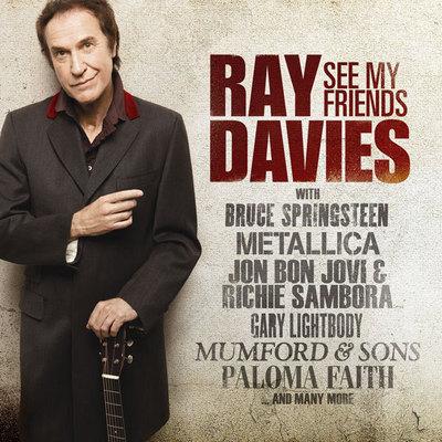 Ray Davies, le génie des Kinks revisite ses succès avec Bruce Springsteen et Metallica