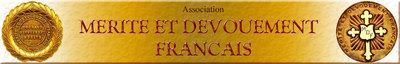 COURRIER DES LECTEURS - Département du VAR: nouveau Délégué du Mérite et Dévouement Français