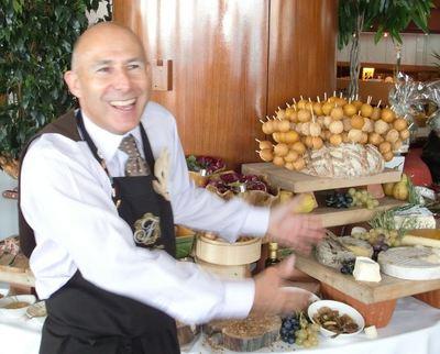 Le Chef Maryan Gandon. Photo courtoisie Fairmont Monte-Carlo.