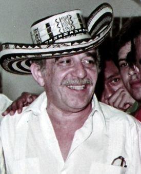 Gabriel García Márquez, 1984, par Mangostar