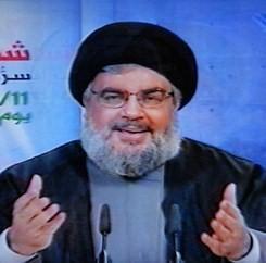 Hassan Nasrallah. Photo (c) DR