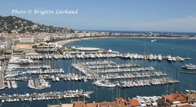 SEATRADE MED 2010 CROISIERE DE LUXE A CANNES