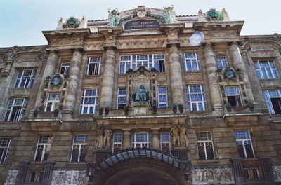 Académie de musique Franz Liszt à Budapest, photo de juin 2006 (c)