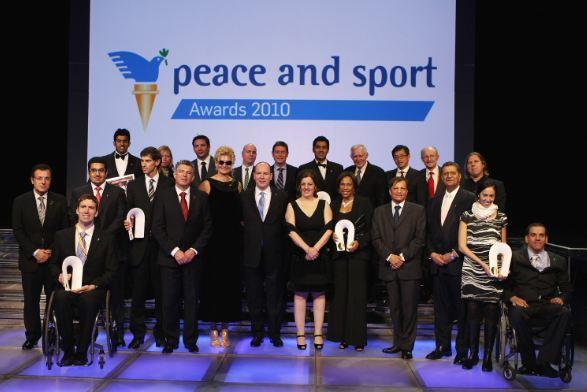 Tous les lauréats. Photo (c) Scott Heavey / Getty Images