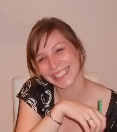 Ophélie Bretnacher, juin 2008