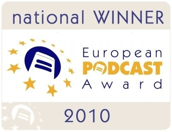 European Podcast Awards: Les gagnants 2010