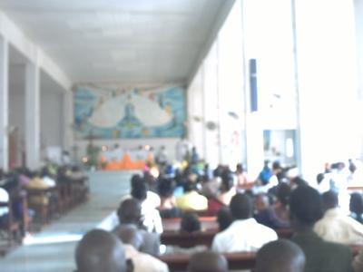 Eglise Marie Reine de l'Univers de Thiès (C) Elhadji Babacar MBENGUE