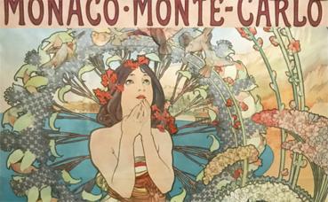 Affiche de la campagne ferroviaire (1897). Photo (c) Charlotte Service-Longépé