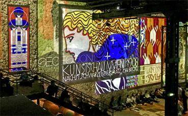 L'univers viennois de Klimt. Photo (c) Charlotte Service-Longépé