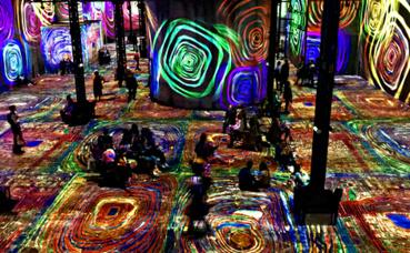 """""""Spiraless psychedeliques"""". Photo (c) Charlotte Service-Longépé"""