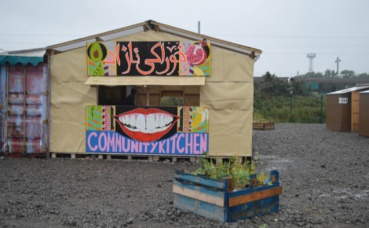 Community Kitchen à la Linière en 2016. Photo (c) PR
