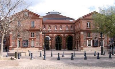 La Halle aux Grains, salle de concert à Toulouse, photo de BastienM le 18 mars 2008