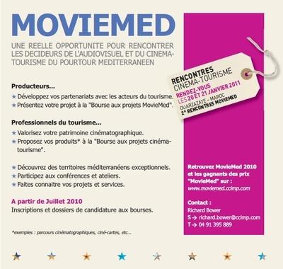 Bourse MovieMed 2011: six projets de fictions et documentaires sélectionnés