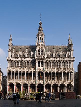 La Maison du Roi sur la Grand-Place de Bruxelles, 30 octobre 200, Myrabella