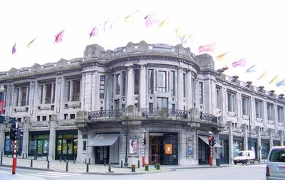 Palais des Beaux-Arts de Bruxelles, 15 juin 2006, Ben2