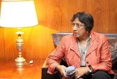 Navi Pillay, Haut commissaire des Nations-Unies aux droits de l'homme. Photo (c) Antônio Cruz / Agência Brasil