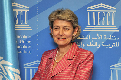 Irina Bokova, Directrice de l'UNESCO. Photo (c) OREALC/UNESCO Santiago