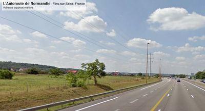 Appel à témoins: un homme en slip a été tué sur l'autoroute A13