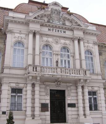 Musée de la Slovaquie de l'Est, 21 février 2006, Marian Glad