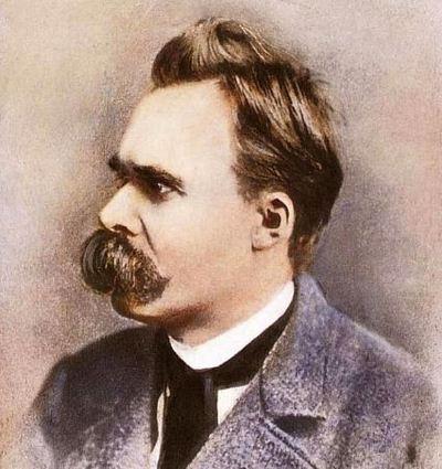 Friedrich Nietzsche, 1900