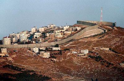 Les constructions illégales contruites par Israël (c) O. Blaise