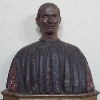 Buste de Niccolò Macchiavelli. (c) Helena Meijer