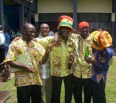 51 fête d'indépendance du Ghana par scolmccj
