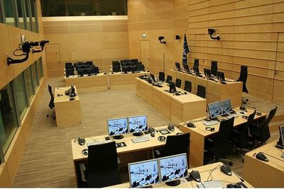 Photo de et par de la Cour pénale internationale (c)