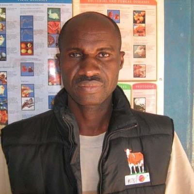 Le docteur Fodé Cisse, photo courtoisie publiée avec autorisation